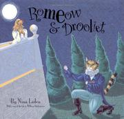 ROMEOW AND DROOLIET by Nina Laden
