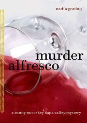 MURDER ALFRESCO by Nadia Gordon