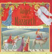 AN ANGEL CAME TO NAZARETH by Anthony Knott