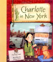 CHARLOTTE IN NEW YORK by Joan MacPhail Knight