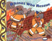 Cover art for RHINOS WHO RESCUE