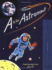 A IS FOR ASTRONAUT by Traci N. Todd