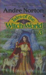 TALES OF THE WITCH WORLD 3 by Andre Norton