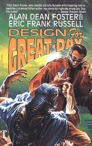 DESIGN FOR GREAT-DAY by Alan Dean Foster