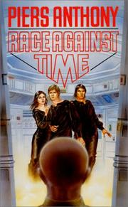 RACE AGAINST TIME by Piers Anthony