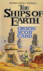 THE SHIPS OF EARTH by Orson Scott Card