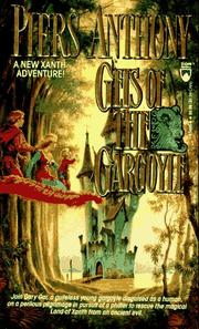 GEIS OF THE GARGOYLE by Piers Anthony