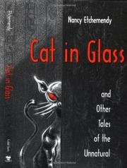 CAT IN GLASS by Nancy Etchemendy