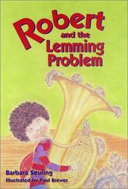 Book Cover for ROBERT AND THE LEMMING PROBLEM