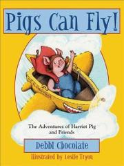 Cover art for PIGS CAN FLY!