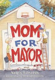 Cover art for MOM FOR MAYOR