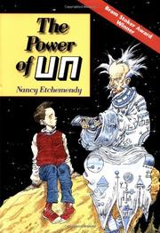 THE POWER OF UN by Nancy Etchemendy