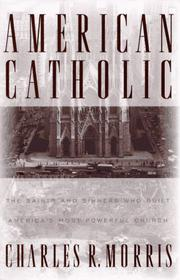 Cover art for AMERICAN CATHOLIC