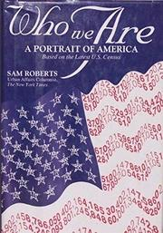 WHO WE ARE by Sam Roberts