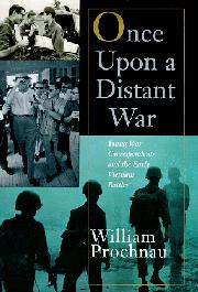 Cover art for ONCE UPON A DISTANT WAR