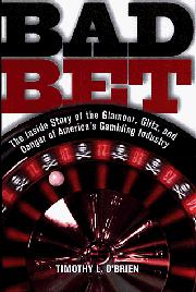 Book Cover for BAD BET