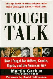 TOUGH TALK by Martin Garbus