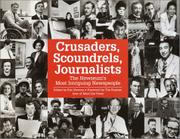 CRUSADERS, SCOUNDRELS, JOURNALISTS by Eric Newton