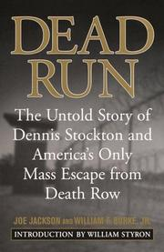 DEAD RUN by Joe Jackson
