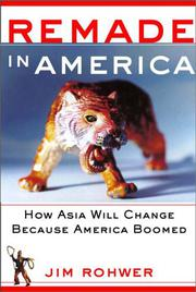 REMADE IN AMERICA by Jim Rohwer