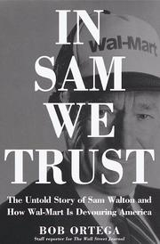 IN SAM WE TRUST by Bob Ortega