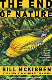 THE END OF NATURE by Bill McKibben