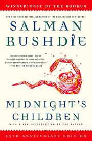 Cover art for MIDNIGHT'S CHILDREN