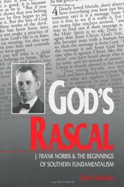 GOD'S RASCAL by Barry Hankins