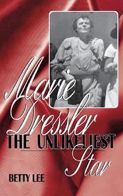 MARIE DRESSLER by Betty Lee
