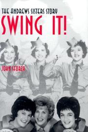 SWING IT! by John Sforza