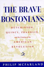 Cover art for THE BRAVE BOSTONIANS