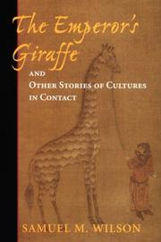 THE EMPEROR'S GIRAFFE by Samuel M. Wilson