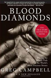 Cover art for BLOOD DIAMONDS