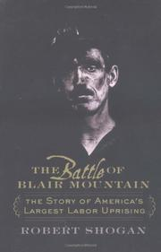 Cover art for THE BATTLE OF BLAIR MOUNTAIN