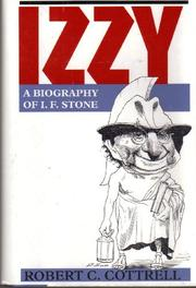 IZZY by Robert C. Cottrell