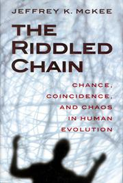THE RIDDLED CHAIN by Jeffrey K. McKee
