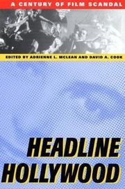 HEADLINE HOLLYWOOD by Adrienne L. McLean