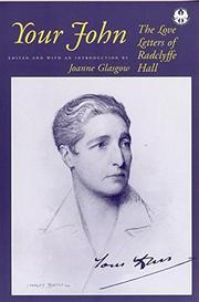 YOUR JOHN by Joanne Glasgow