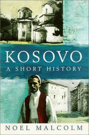 KOSOVO by Noel Malcolm