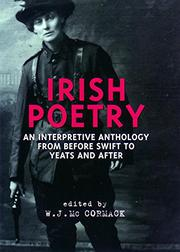 Cover art for IRISH POETRY