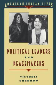POLITICAL LEADERS AND PEACEMAKERS by Victoria Sherrow