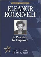 ELEANOR ROOSEVELT by Ray Spangenburg