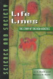 LIFE LINES by J.S. Kidd
