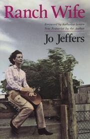 RANCH WIFE by Jo Jeffers