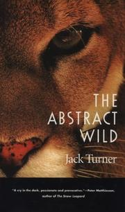 Book Cover for THE ABSTRACT WILD