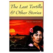 THE LAST TORTILLA Cover