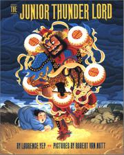 Book Cover for THE JUNIOR THUNDER LORD