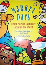 MARKET DAYS by Madhur Jaffrey
