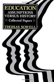 EDUCATION by Thomas Sowell