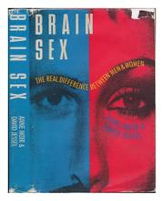 BRAIN SEX by Anne Moir